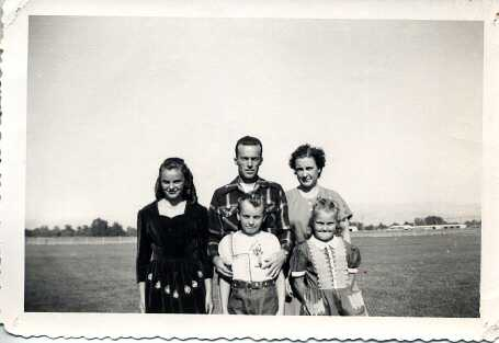 Grover McNutt family